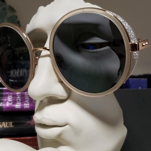 75a01afe37260 Jimmy Choo Accessories - Jimmy Choo designer sunglasses- Flash sale!